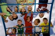 Monkey Bar kids