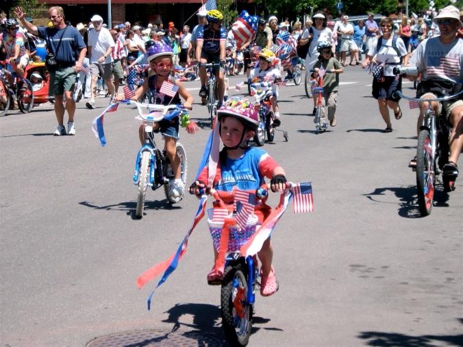 Aspen July 4th, 2005