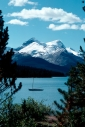 Jasper Lake, British Columbia