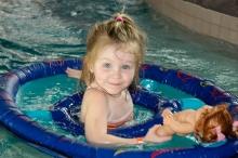 Princess floats