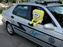 Spongebob goes Bad
