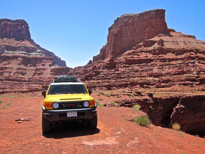 White Rim, Moab